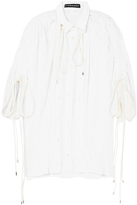 Y/Project Plisse-voile Shirt