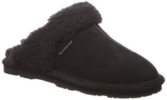 BearPaw Loketta Genuine Sheepskin Fur Lined Slipper