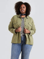 Levi's Military Shirt Jacket (Plus)