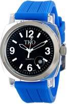 Tko TKO ORLOGI Women's TK558-BBL Milano Junior Acrylic Case Black Dial Watch