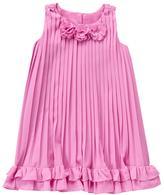 Gymboree Pleated Chiffon Dress