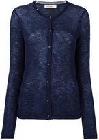 Sun 68 fine knit cardigan - women - Polyamide/Alpaca/Merino - S