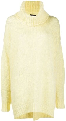 Isabel Marant Oversized Mohair Wool Jumper