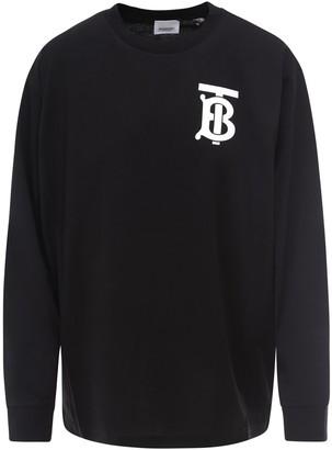 Burberry Monogram Motif Long-Sleeved T-Shirt