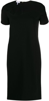Escada Sport Lace Panel Dress