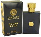 Versace ** NEW for 2016 ** Pour Homme Dylan Blue 3.4 oz / 100 ml Eau De Toilette EDT, SEALED