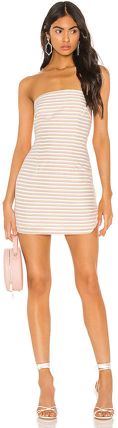 superdown Blaire Strapless Dress