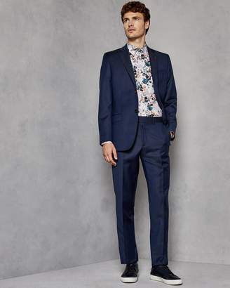Ted Baker Micro Print Trousers