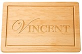 The Well Appointed House Personalized Artisan 18''x12'' Rectangle Cutting Board with No Handles