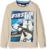 Disney Boy's Star Wars Stormtrooper T-Shirt
