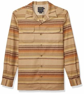 Pendleton Woolen Mills Pendleton Men's Tall Size Big & Tall Long Sleeve Board Shirt