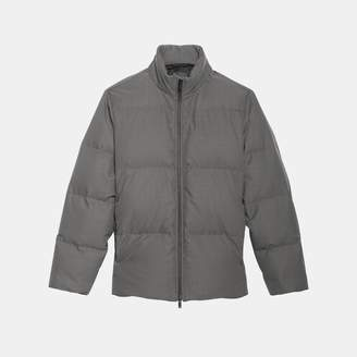 Theory Stand Collar Puffer Jacket