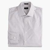 J.Crew Crosby shirt in classic burgundy tattersall