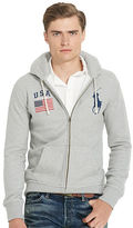 Polo Ralph Lauren USA Cotton-Blend Hoodie