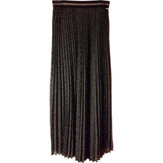 Ikks Black Skirt for Women