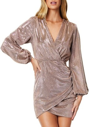 Ramy Brook Bonny Faux-Wrap Dress