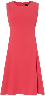 DKNY Occasion Occasion Slim Line Fit and Flare Dress Ladies