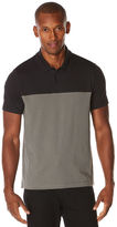 Perry Ellis Short Sleeve Colorblock Polo