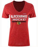 Reebok Women's Chicago Blackhawks Freeze T-Shirt