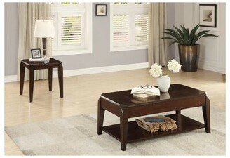 Red Barrel Studio Lando 2 Piece Coffee Table Set Red Barrel Studio