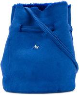 ASTRAET bucket shoulder bag