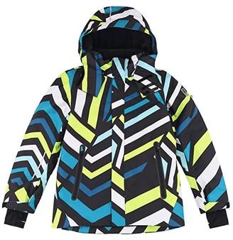 reima Reimatec Winter Jacket Wheeler (Toddler/Little Kids/Big Kids) (Dark Sea Blue) Boy's Clothing