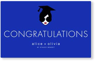 Alice + Olivia Congratulations E-Gift Card