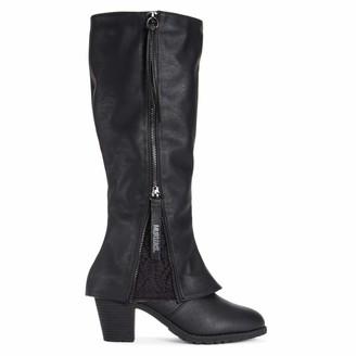 Muk Luks Womens Women's Lacy Fashion Boot