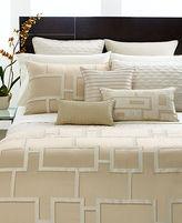 Hotel Collection CLOSEOUT! Bedding, Maze Standard Sham