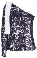 MSGM Paillettes Top