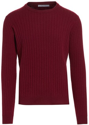 Nominee Ribbed Crewneck Sweater