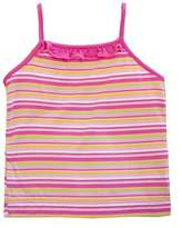 Kickee Pants Kickeepants Girls' Island Girl Stripe Top.