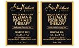 Shea Moisture SheaMoisture Eczema & Psoriasis Therapy African Black Soap, 5 oz - 2pc