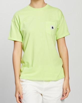 Carhartt SS Carrie Pocket T-Shirt