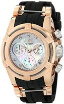 Invicta Women's 16113 Bolt Analog Display Swiss Quartz Black Watch