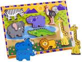 Melissa & Doug Kids Toy, Safari Chunky Puzzle