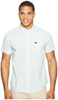 RVCA That'll Do Micro Short Sleeve Men's Clothing