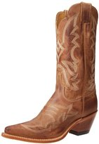 Justin Boots Women's Bent Rail Pointed Toe Boot