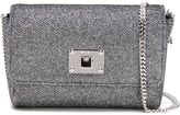 Jimmy Choo Ruby crossbody bag - women - Leather/Metal (Other) - One Size