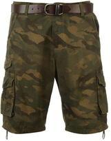 Firetrap Belt Cargo Shorts Mens