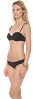 L-Space Sensual Solids Demi Bikini Top