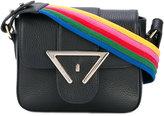 Sara Battaglia Lucy crossbody bag - women - Leather - One Size