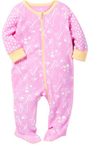 Boppy Giraffe Sleep &N& Play Footie (Baby Girls)