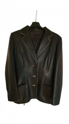 Giuliana Teso Black Leather Jackets