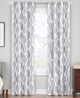 "Hudson Hill Orbit 50"" x 95"" Grommet Window Panel"