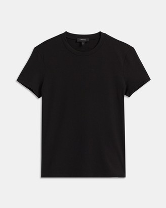 Theory Tiny Tee in Cotton