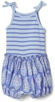 Gap Double-layer shorty one-piece