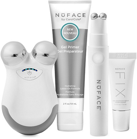 NuFace Yes The Petite Facial Kit