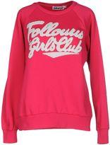FOLLOW US Sweatshirts
