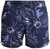 Brunotti TROPIC Swimming shorts peacato